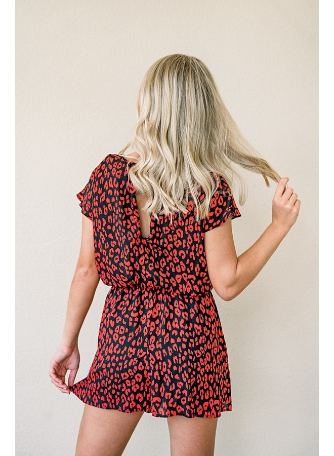 Wild About the Dawgs Romper