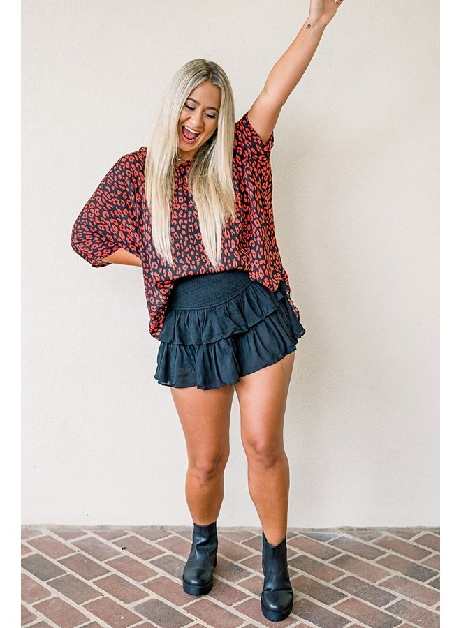 Wild About the Dawgs Tunic