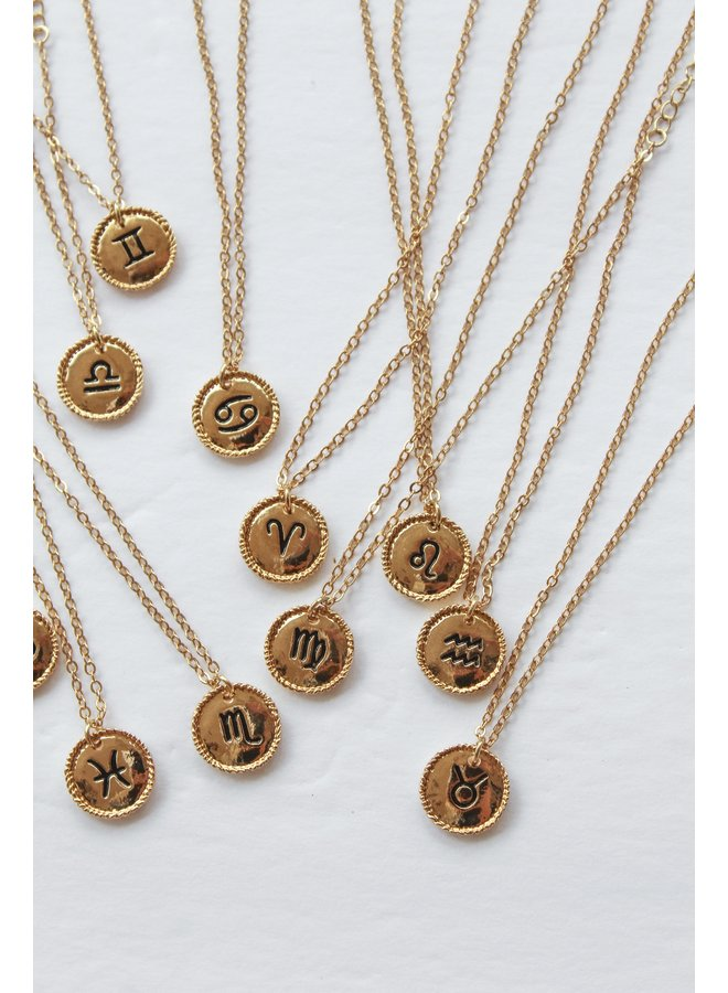 What's Your Sign? Necklace