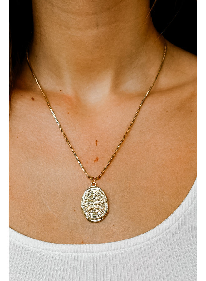 Perfect Pendant Necklace