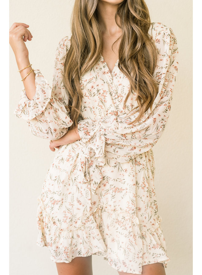 Petal Perfection Dress
