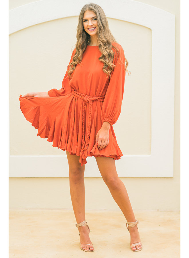 Hey Pumpkin Dress