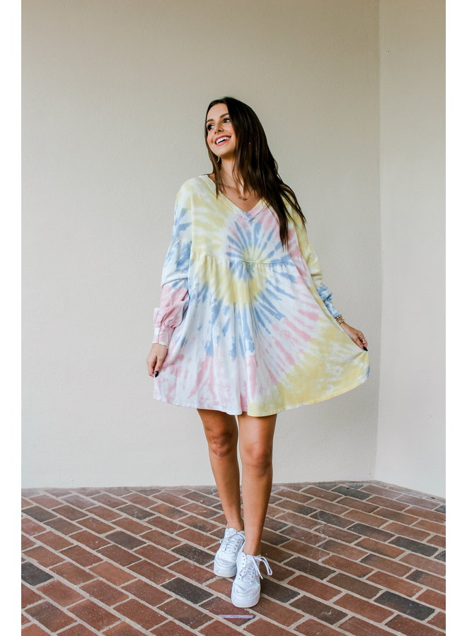 Girly + Groovy Tunic Dress