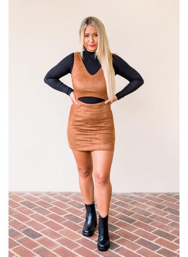 Stevie Velvet Dress