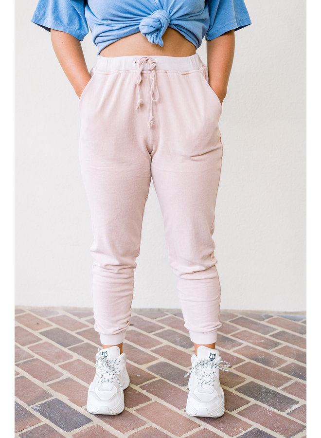 You Make Me Blush Joggers