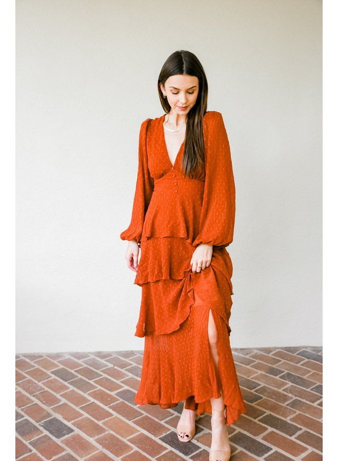 Hostess With The Mostest Maxi
