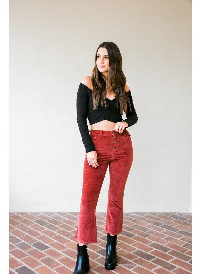 Hey Hippie Velvet Pants