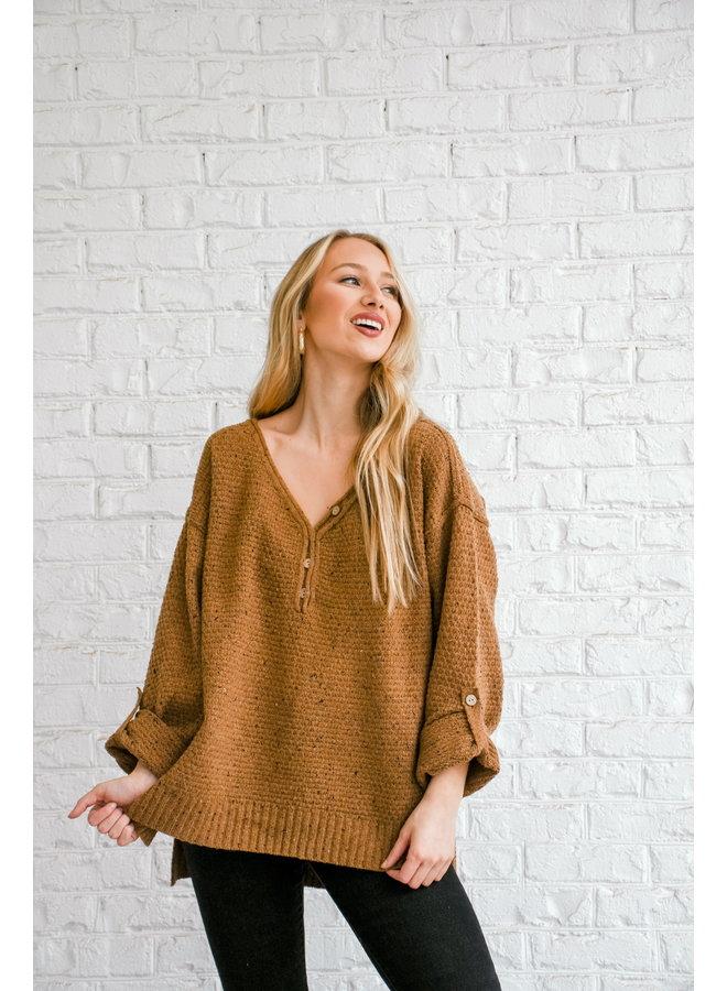 Cocoa Kisses Sweater
