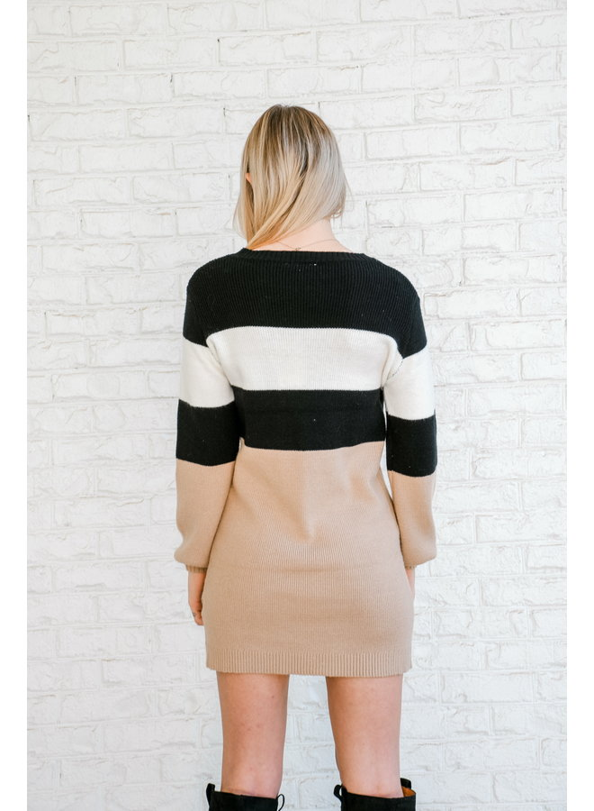 Full of Hope Sweater Dress