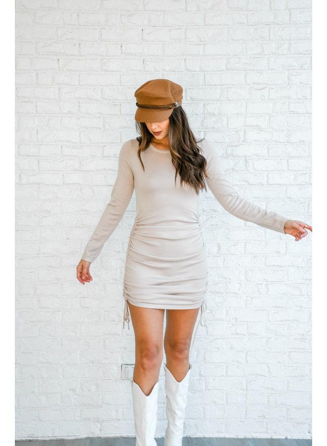 Bryant Ruched Dress