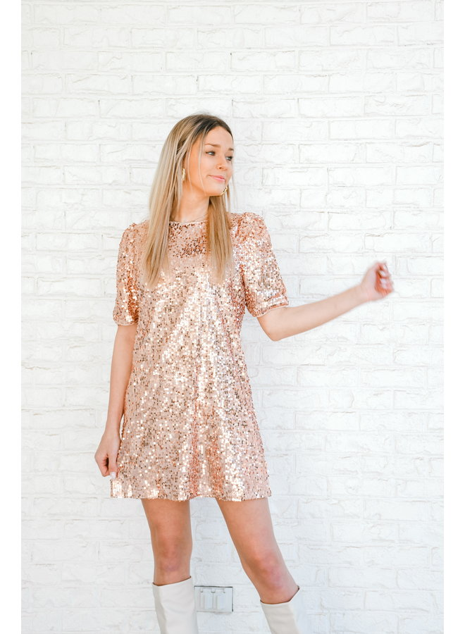 Just Judy Sparkle Dress
