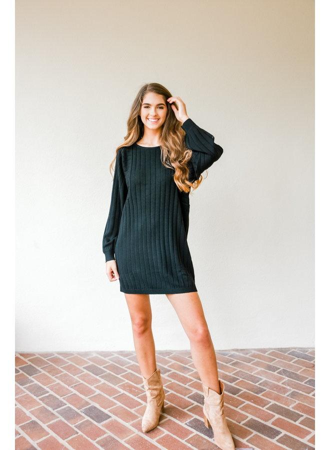 Your Fav Sweater Dress