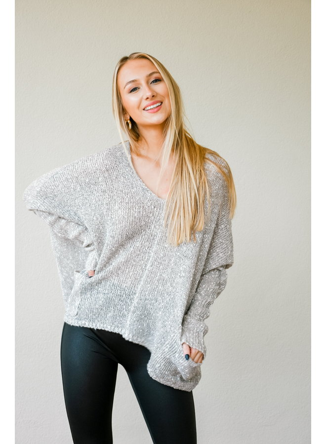 Fireside Knitted Sweater