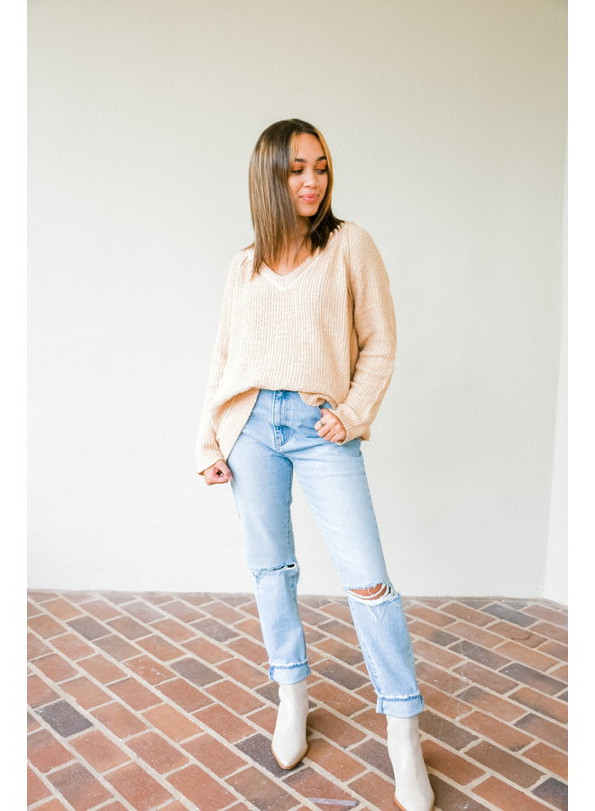 Neutral Like You Sweater