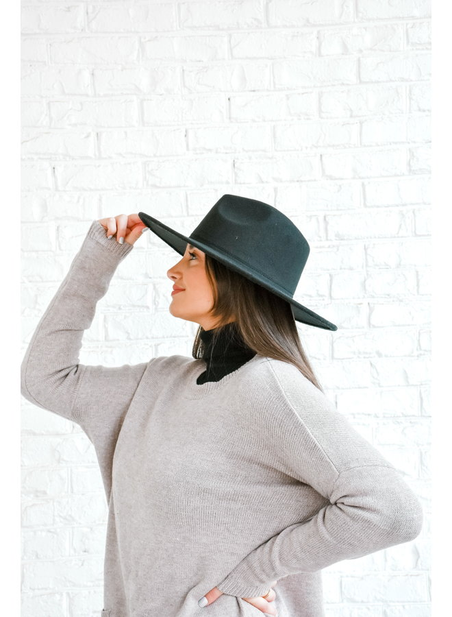 Linc's Wide Brim Hat