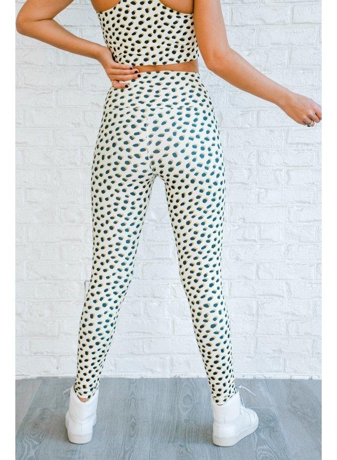 Ayla Legging - Wild Spot