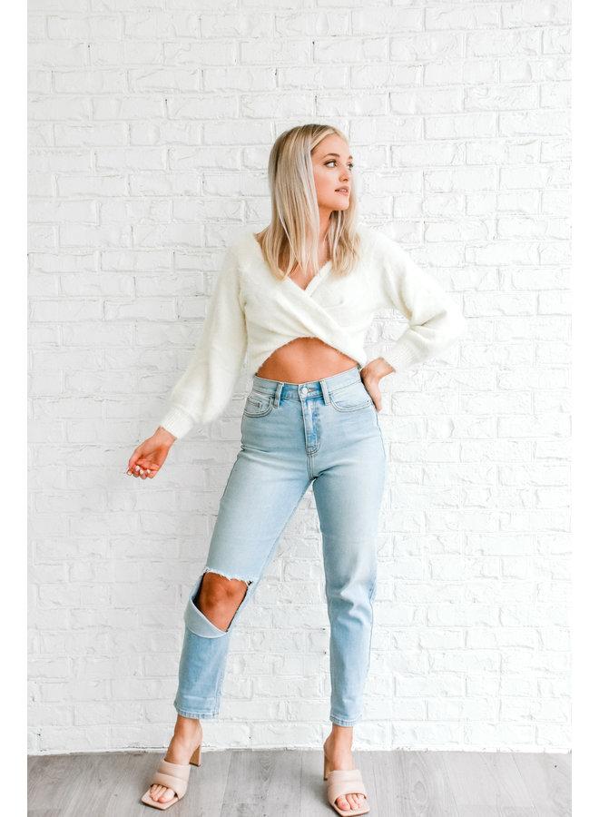 You Made The Cut Boyfriend Jeans