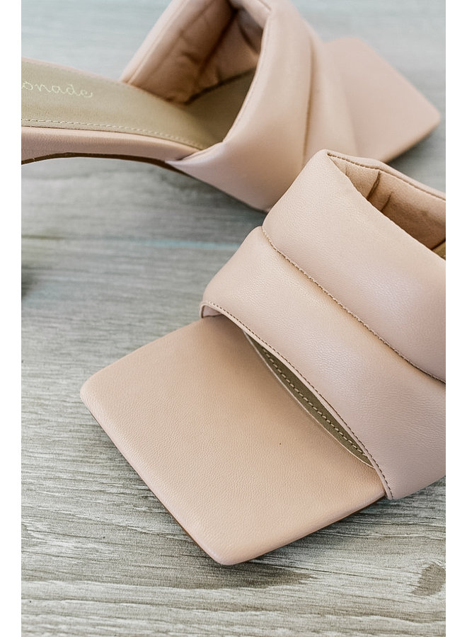 Such the Square Toe Heels