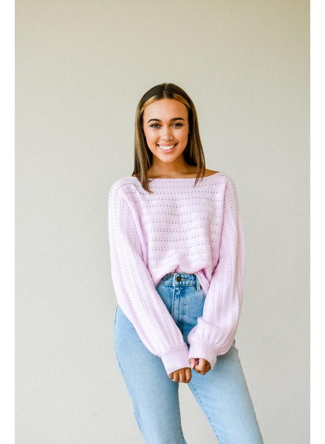 Gals Club Sweater