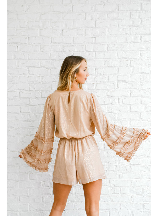 Cheers To Us Romper