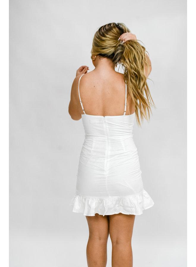 Newlyweds Tassel Dress