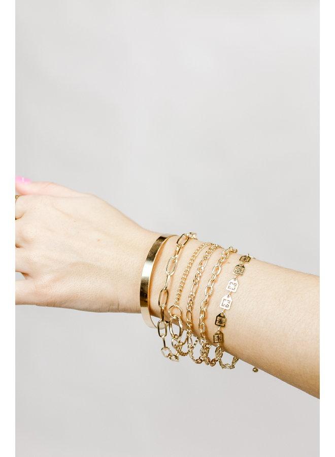 Date to Formal Bracelet Set