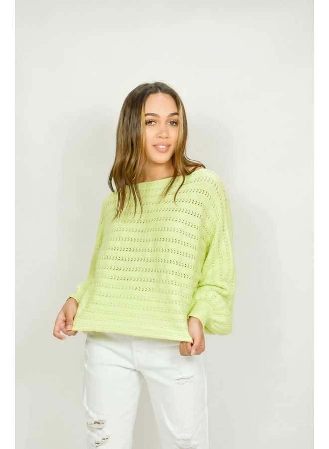 Highlight Your Day Knit