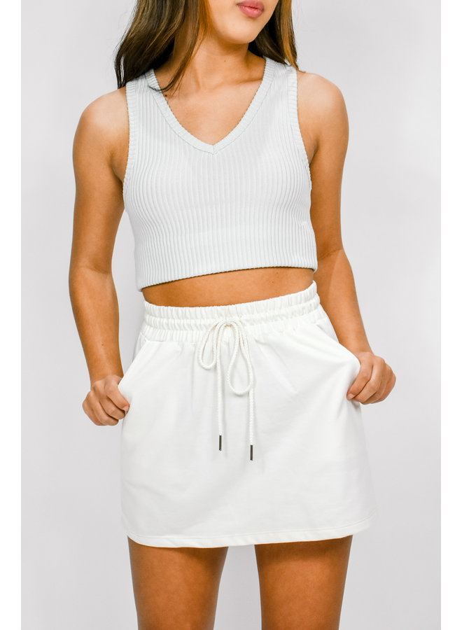 Love All Tennis Skirt