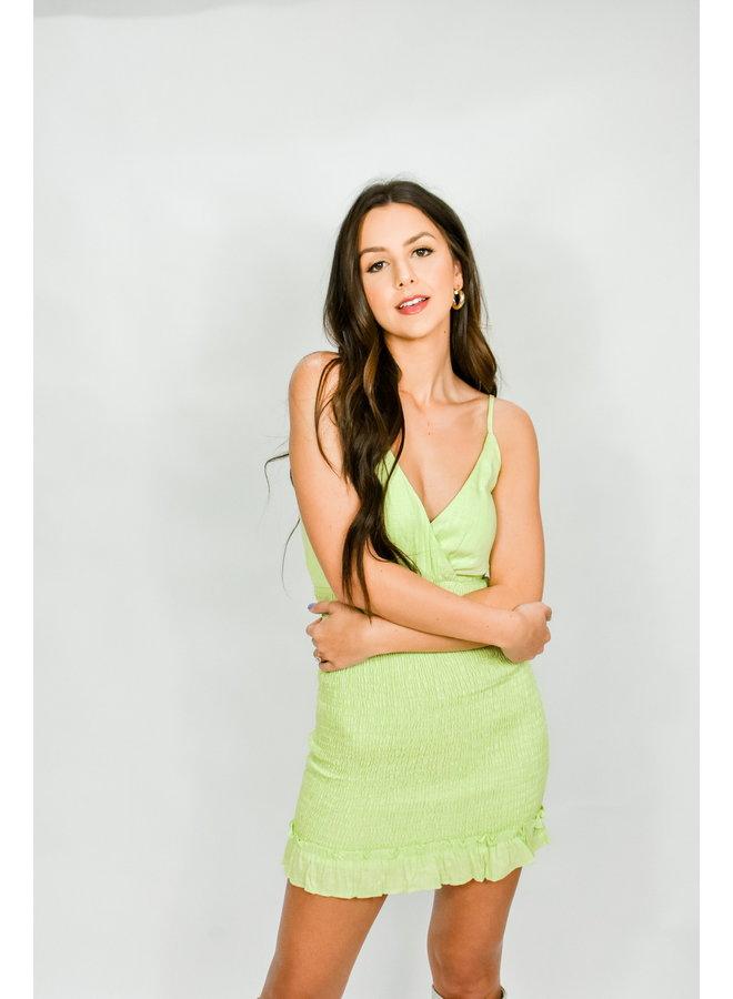 Ohana Smocked Dress