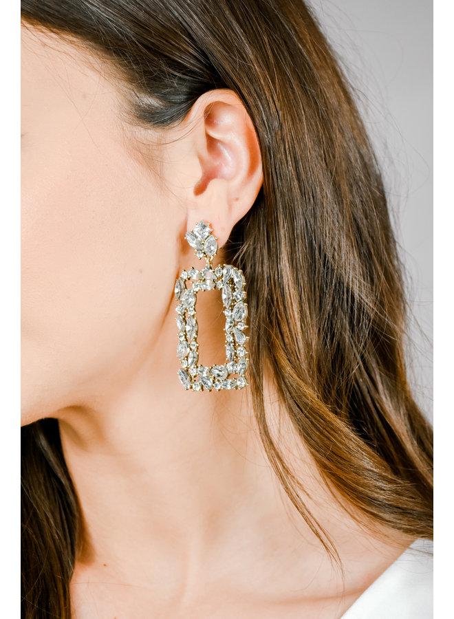 Diamond of the Season Earrings