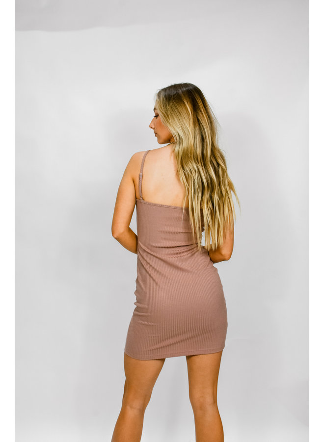 Perfectly Ribbed Dress