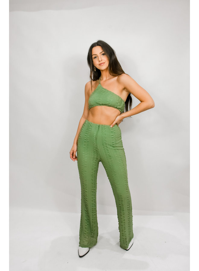 Polly Girl Pants Set