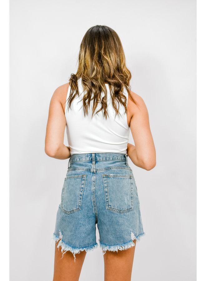 Good Days Denim Shorts