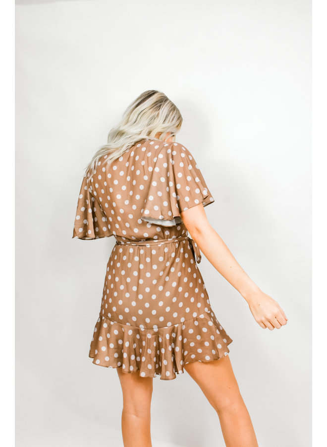 My Darlin' Wrap Romper
