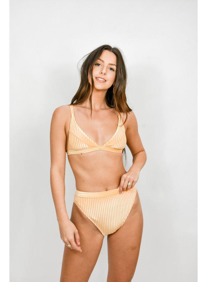 Slow Burn Bikini Top