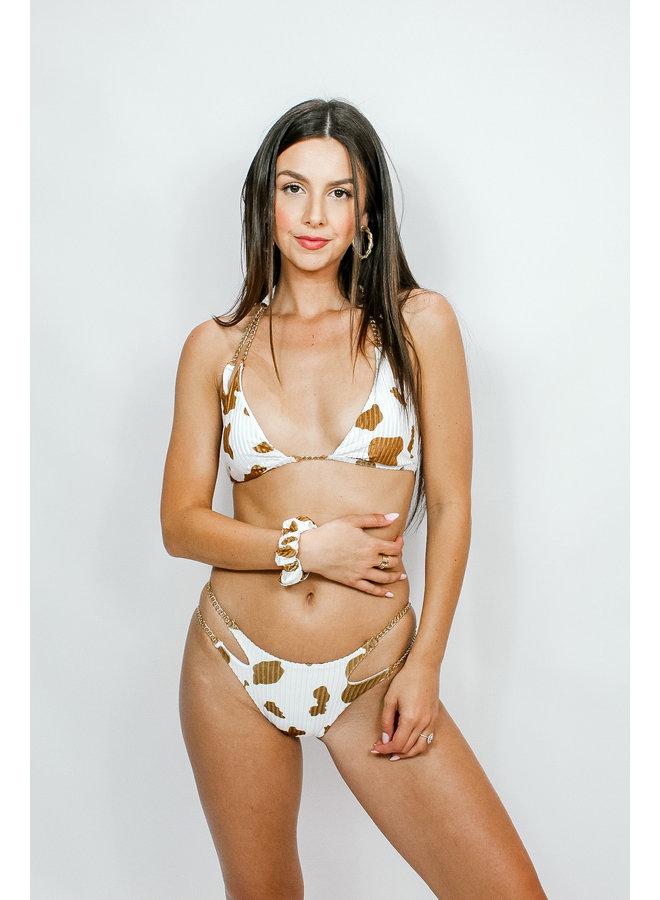 Stagecoach 3 Piece Bikini Set