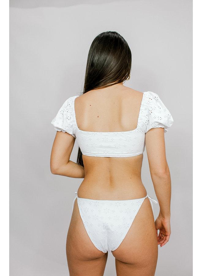 For the Bride Bikini Top