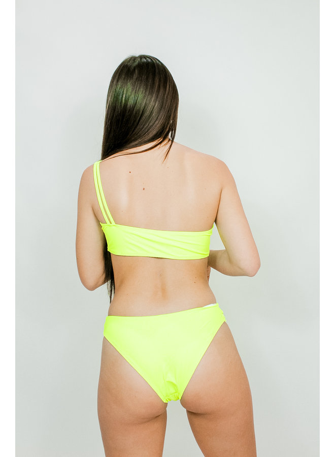 Neon Lights Bikini Set