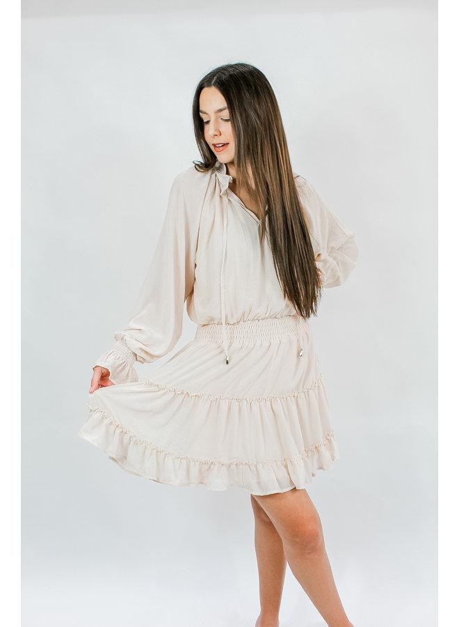 My Kinda Day Ruffle Dress