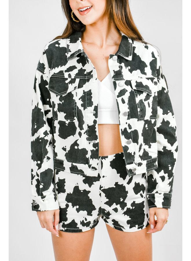 Space Cowgirl Denim Jacket
