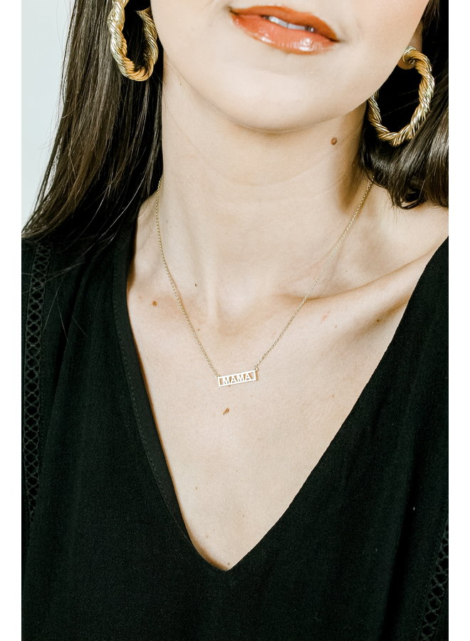 Love Your Mama Necklace