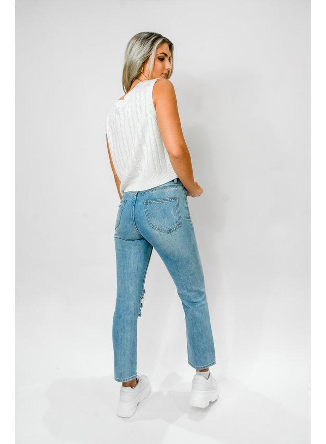 Not Your Boyfriend Jeans