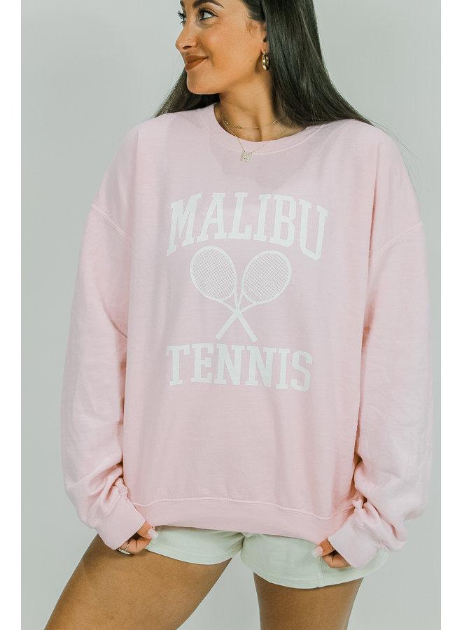 Malibu Tennis Club Crewneck