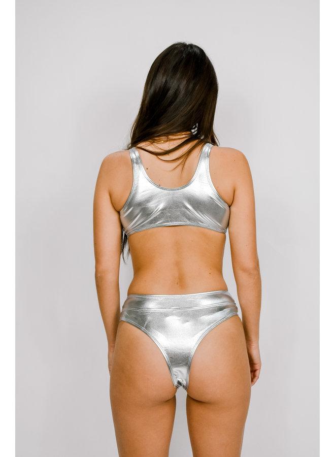 Good 4 U Metallic Bikini Set