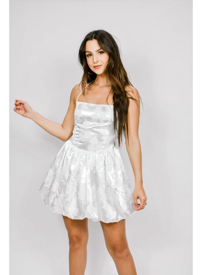 Last Kiss Bubble Dress
