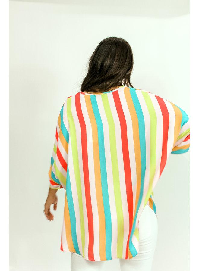 Fiesta Striped Tunic