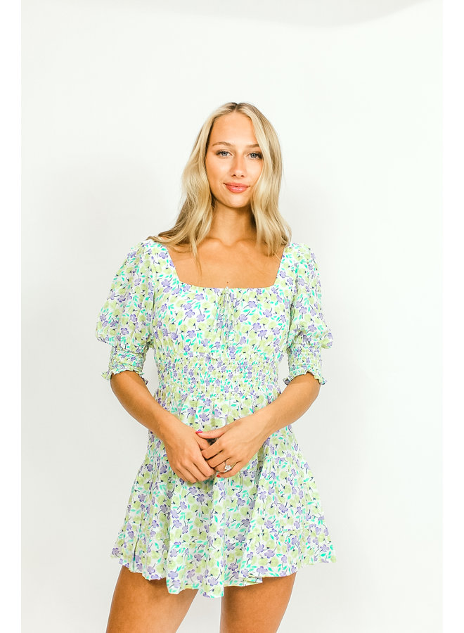 Storyteller Babydoll Dress