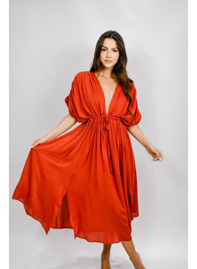 Firework Maxi Dress