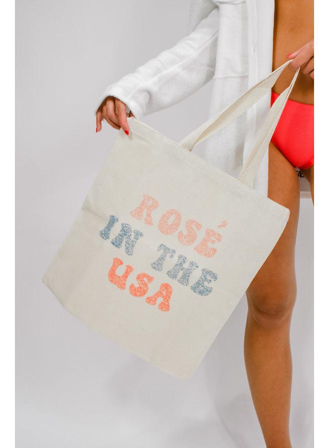 Rosè in the USA Tote