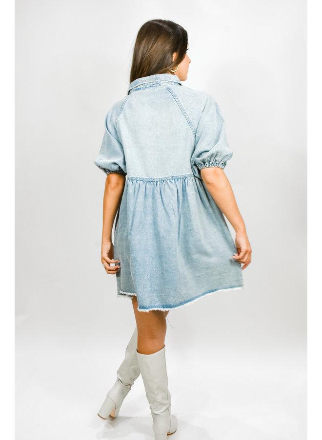 Jack & Dianne Denim Dress